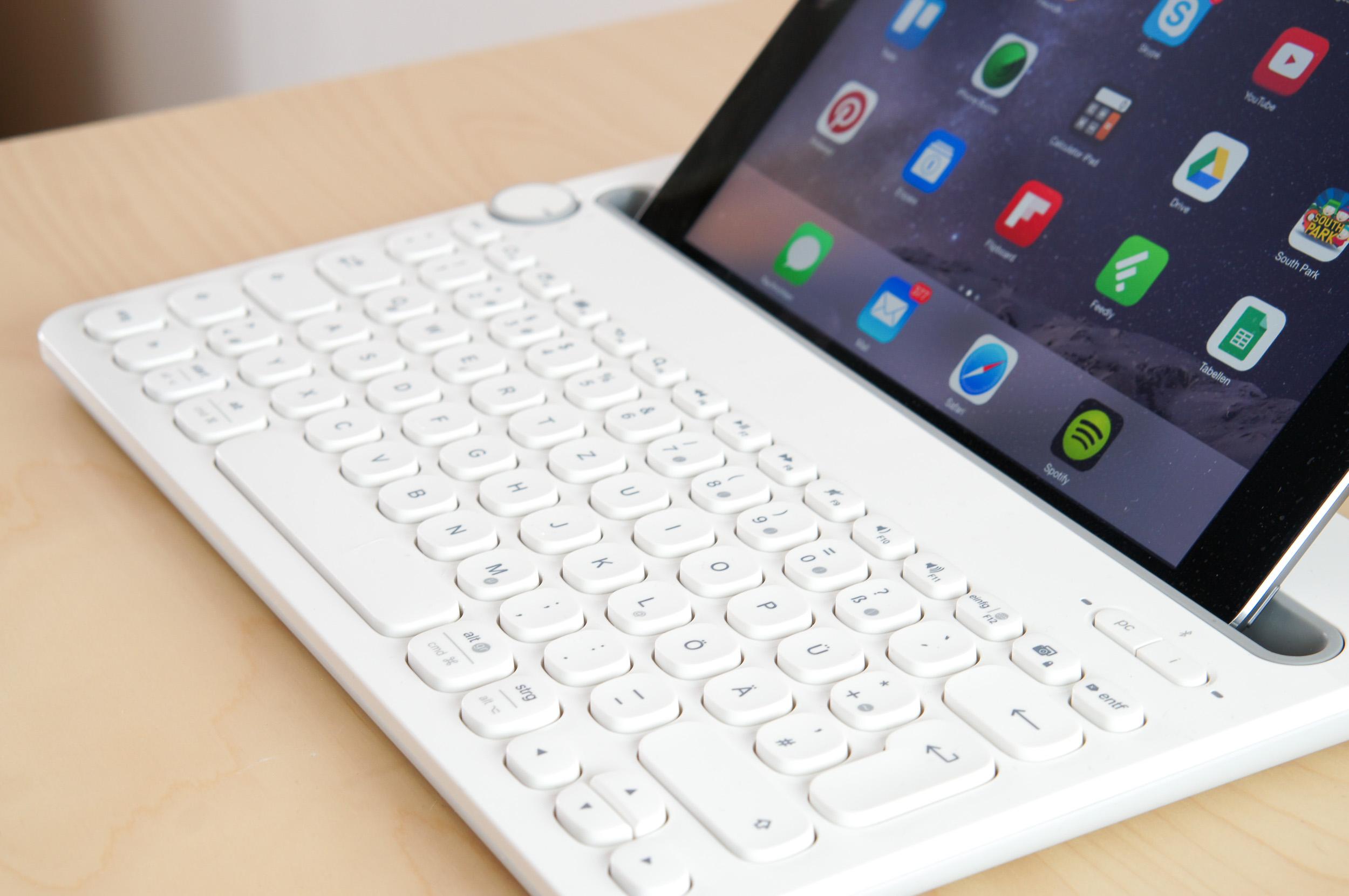 Logitech Keyboard K480 Multi Device Tablet Smartphone Tastatur Bluetooth Hypertronium